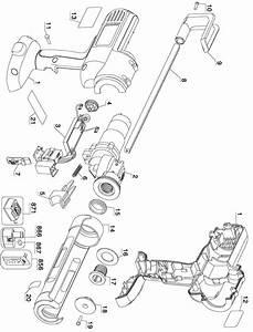 Buy Dewalt Dc546k Type-1 18v  Qt Cordless Adhesive