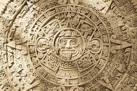 Aztec Creation Myth - The Legend of the Fifth Sun