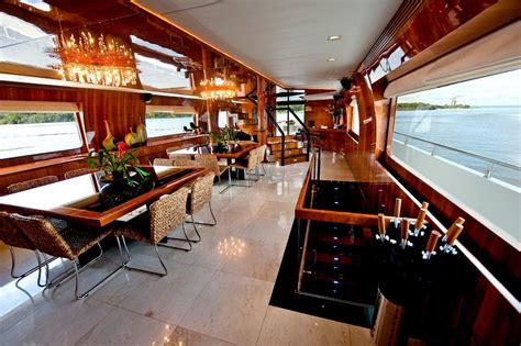 Cruise Boat Zenith by Zenith Yacht Brazil The Zenith Represents The Absolute