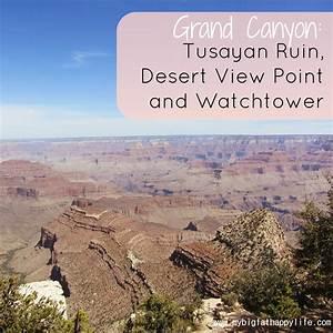 Exploring the Grand Canyon Part 3 – Tusayan Ruin, Desert