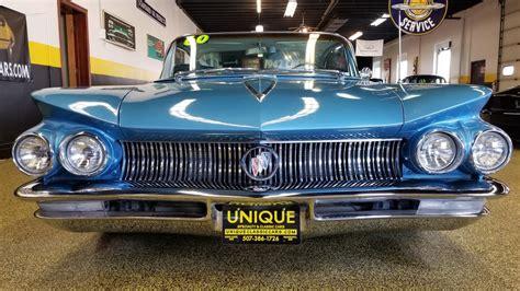 1960 buick lesabre 2dr bubbletop for sale 79422 mcg
