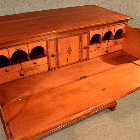 bureau secretaire antique antique mahogany bureau chest drawers secretaire