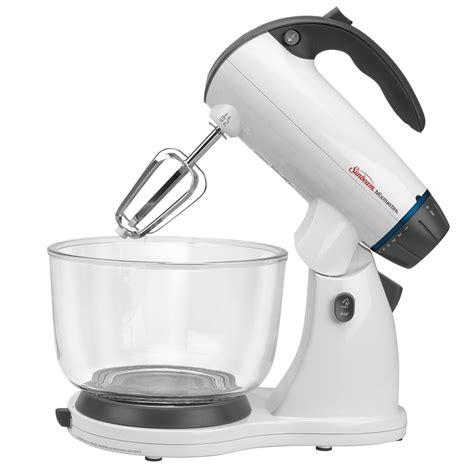 Sunbeam® Mixmaster® White Stand Mixer
