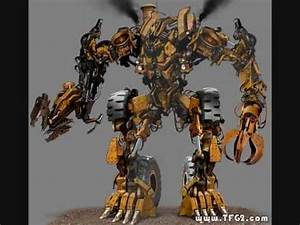 Transformers 2 Characters Part 4 - YouTube
