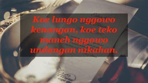 Gambar Lucu Jawa Status Fb Tulisan Lucu
