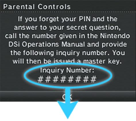 nintendo phone number inquiry number