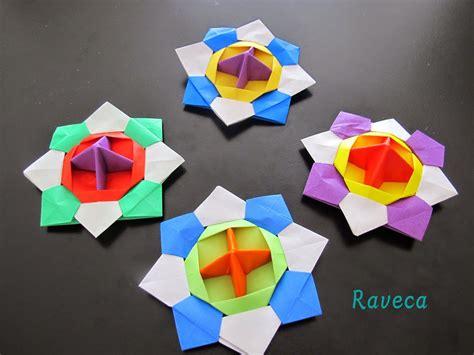 origami spinne falten origami spinning tops tutorial by mmkids origami origami schachteln origami und bastelideen