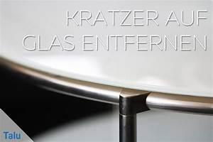 Glas Auf Herdplatte : kratzer auf glas glastisch entfernen tipps zum beseitigen ~ Markanthonyermac.com Haus und Dekorationen