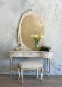 antique vanity with mirror style doherty house
