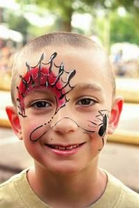 Maquillage Halloween Garçon : l halloween approche trouvez le meilleur maquillage pour enfants obsigen ~ Melissatoandfro.com Idées de Décoration