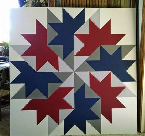 Barn Quilt Blocks by Quiltingal Barbara H Cline Barn Quilt Blocks