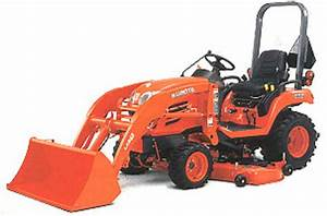 Free Kubota Models B7410 B7510 B7610 Tractor Repair Manual