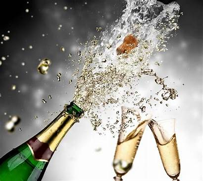 Champagne Glass Splash Glasses Celebration Wallpapers Spray