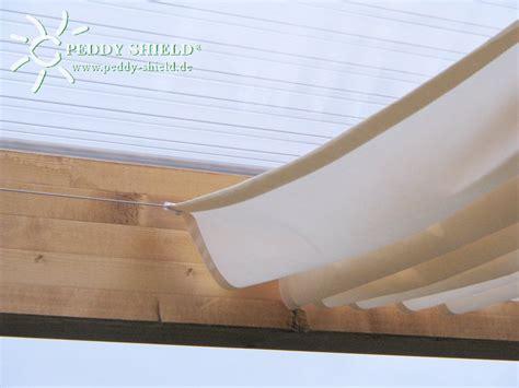 Windsegel Für Terrasse by Sonnensegel Wintergarten 220 Cm L 228 Nge Raumtextilienshop