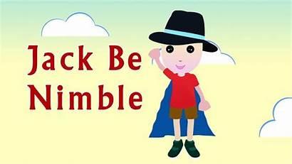 Nimble Jack Nursery Rhyme Clipart Animated Cliparts