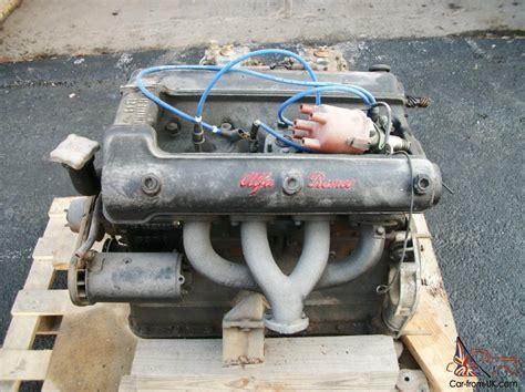195? Alfa Romeo Engine