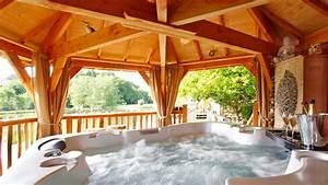 Cabane De Luxe : superior cabane de luxe avec spa 14 cabanes avec spa ~ Zukunftsfamilie.com Idées de Décoration