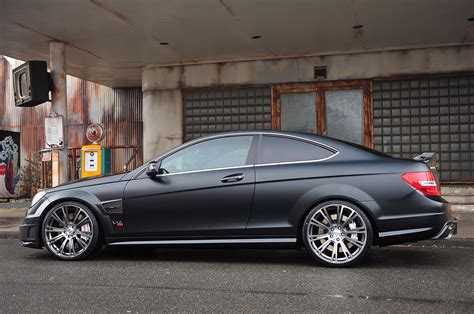 Brabus Bringing 800 Hp Bullit C Class Coupe To Geneva