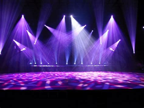 25 best ideas about stage lighting on stage