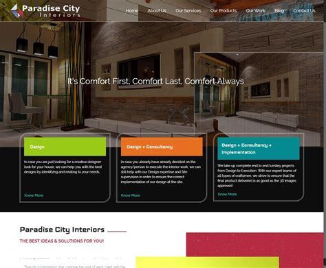 interior design website design company udaipur rajasthan