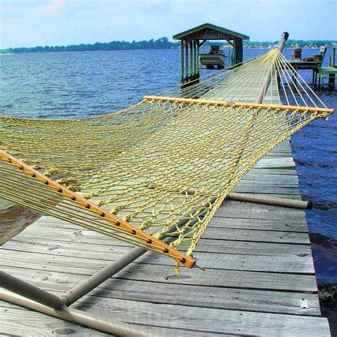 Pawleys Island Hammock large original duracord rope hammock pawleys island
