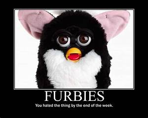 Pin Evil Furby I Eat Fragments Of Your Soul While You ...