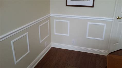 Faux Wainscoting by Baseboard And Faux Wainscoting Baseboard Molding