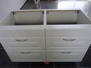 Ilot Central Pas Cher : cuisine en kit notre construction ~ Melissatoandfro.com Idées de Décoration