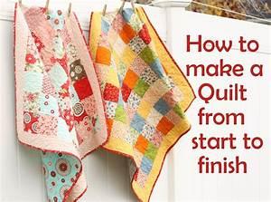 Easy fat quarter drawstring bag tutorial u create for How to make a quilt template