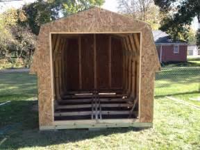 8 x 12 gambrel storage shed bryan ohio jeremykrill com