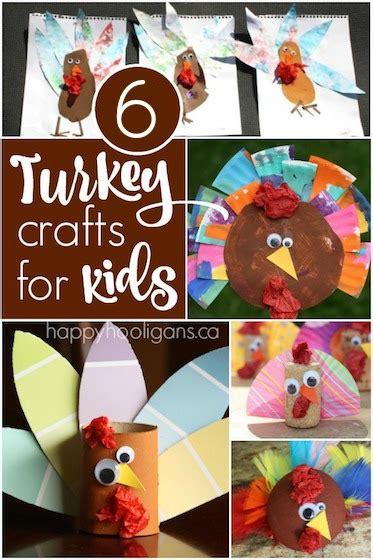 turkey crafts  toddlers  preschoolers happy