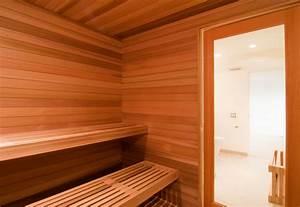Modern Sauna Design by BUILD LLC