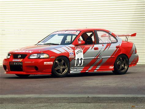 Nissan Sentra Se R Spec V World Challenge Race Car B15