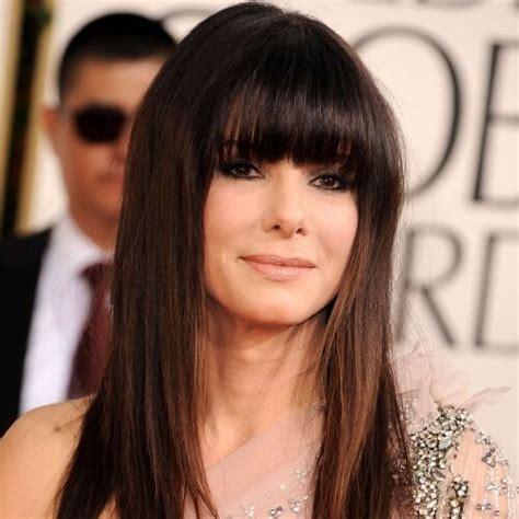 Arched Types of Bangs in 2020 Thick hair styles