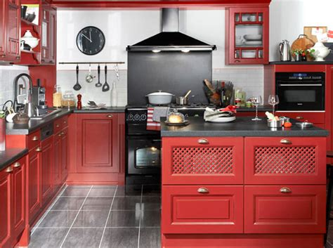 deco de cuisine 5 idées pour une cuisine ambiance bistrot décoration