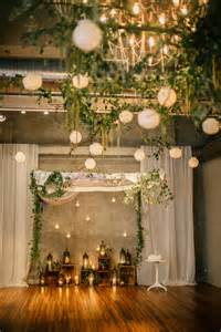 inexpensive reception venues 10 ways to use greenery in your wedding decor and save money