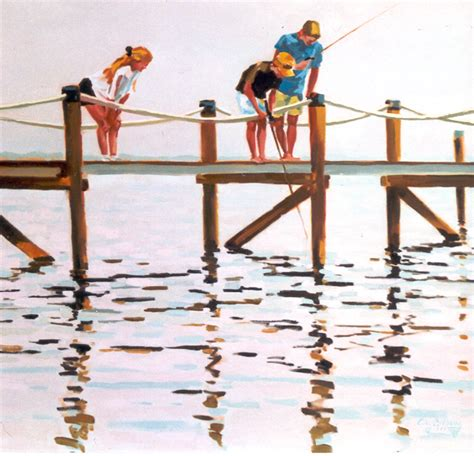 Fishing Boat Docks For Bass by Fishing Ann Sullivan Gallery Page 2