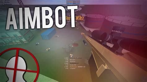 hack arsenal aimbot working  youtube