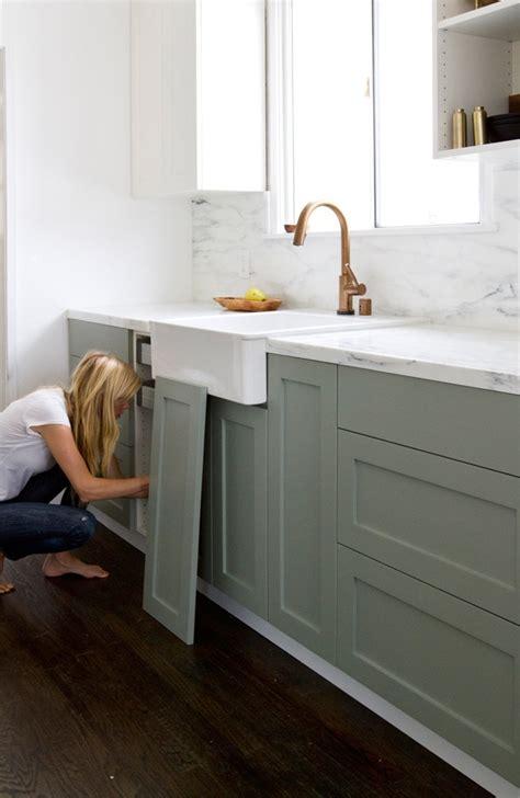 ikea upgrade  semihandmade kitchen remodel remodelista