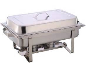 chafing dish rental creations catering
