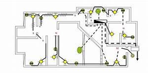 Diseño eléctrico de una casa (página 2) Monografias