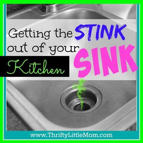 My Kitchen Sink Stinks ? Wow Blog