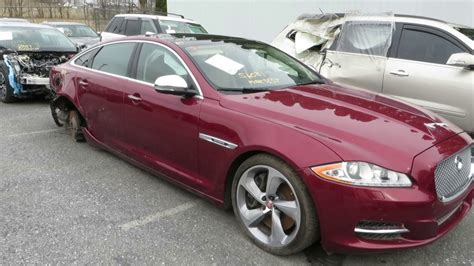 2011 jaguar xjl supercharged at used auto parts for sale