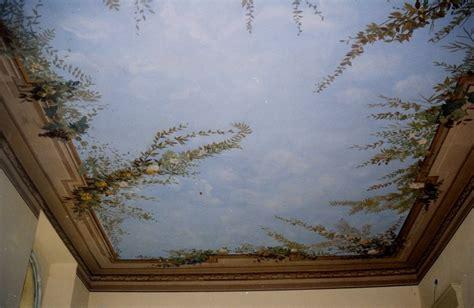 decorazioni soffitti decoratore restauratore massimo zaninelli decorazioni