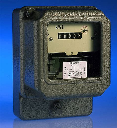 Amp Single Phase Digital Check Meter