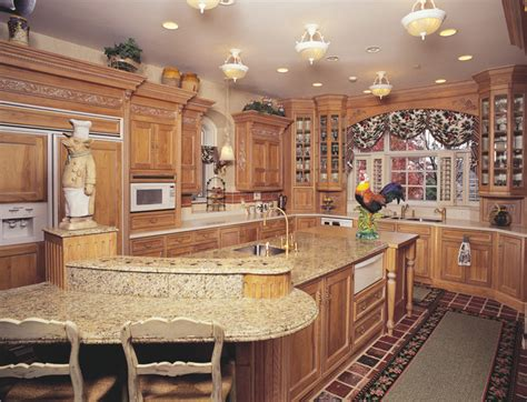 hanging cabinet kitchen fancy glazed hickory kitchen farmhouse kitchen 1558