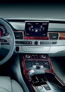 Audi S3 La Centrale : la nouvelle audi a8 console centrale photo 450x636 ~ Gottalentnigeria.com Avis de Voitures