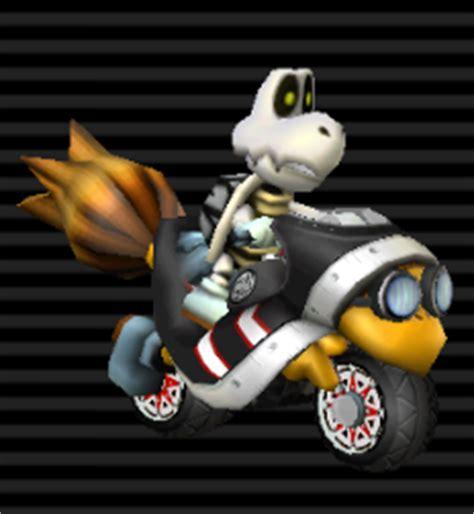 Kruiser Karts by Image Magikruiser Drybones Png Mario Kart Wii Wiki