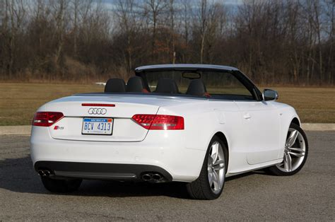 Review 2018 Audi S5 Cabriolet Photo Gallery Autoblog