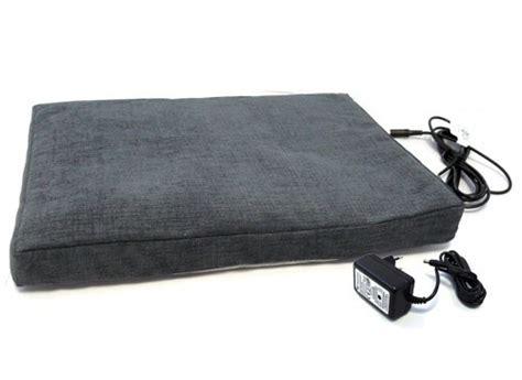 coussin rembourre avec tapis chauffant chat chien
